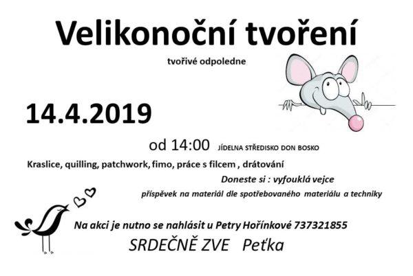 <a href='https://www.boscoostrava.cz/velikonocni-tvoreni/' title='Velikonoční tvoření'>Velikonoční tvoření</a>